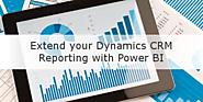 Power BI and SQL Server BI blog posts | Dynamics CRM Reporting with Power BI | DMC Software