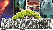 Age of Awakening, an apocalyptic fantasy role-playing game (Canceled)