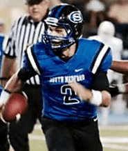 (OR) QB Robbie Patterson (South Medford) 5-11, 175