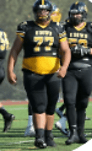 (CA) OL/DL Lonnie Turner (Bishop O' Dowd) 6-5, 360