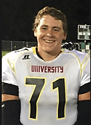(WA) T/ DE Campbell Barrington (University) 6-6, 280