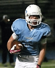 (OR) RB Nick Hoddevik (Lakeridge) 5-11, 180