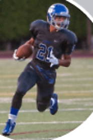 (OR) RB Grant Ewell Jr. (Grant) 5-11, 185
