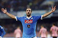 Gonzalo Higuain - £75.3m - Napoli To Juventus - 2016