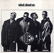 """86. """"What About Us?"""" - Jodeci"""
