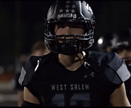(OR) DE/TE Christian Janes (West Salem) 6-3, 220