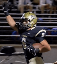 (CA) DE/TE Nick Alftin (Archbishop Mitty) 6-5, 224