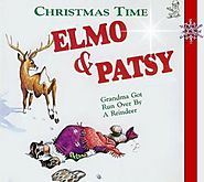 The 50 Best Christmas Songs Ever! (2016 Update) | 50. Grandma Got Run Over By A Reindeer - Elmo & Patsy (1979)