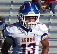 (CA) ATH Isiah Kendrick (Serra) 5-11, 170