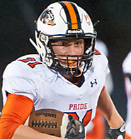 2018 NorCal Top RB | (CA) RB Chase Hoffman (Half Moon Bay) 6-0, 180