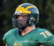 2018 NorCal Top OL | (CA) OL Blake McDonald (San Ramon Valley) 6-5, 295