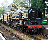 92212 - British Railways Standard Class 9F
