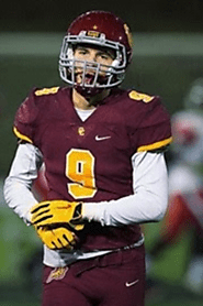 Austin Hill (Central Catholic) Jr. Safety 6'1 195