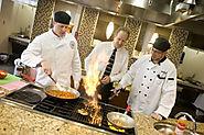 Curso de Cocina de Wok y Show Cooking. Cocina Oriental.