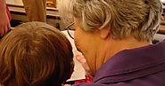 Whispering in Church