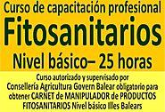 Curso fitosanitarios básico Mallorca inscríbete próxima convocatoria 2017