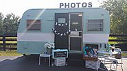 Julep, Vintage Camper Photo Booth Rental Cincinnati, Ohio