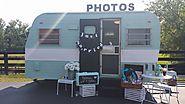 Julep, Vintage Camper Photo Booth Rental Cincinnati, Ohio