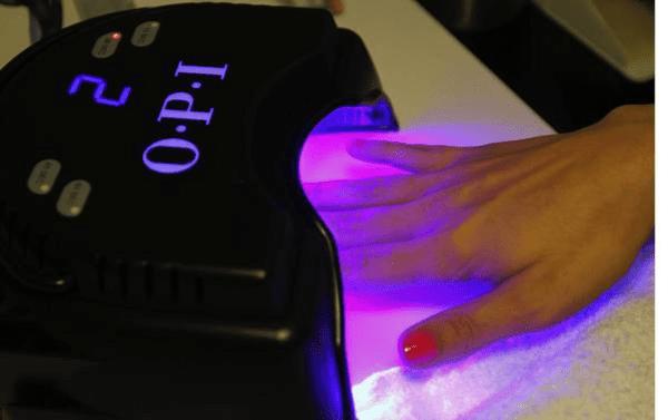 Led Light Safe Nails
