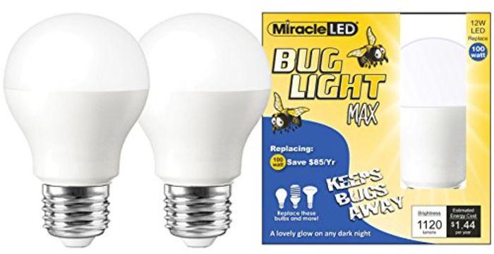 Yellow Led Bug Light