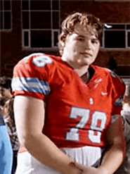 13. Ashton Adams 6-4 290 OL South Salem HS