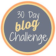 30 Day Blog Challenge Review   Hot Lunch Tray