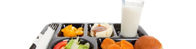 Headline for Top Ten Servings of Hot Lunch Tray in 2017
