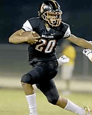 Dylan Warfield (Vacaville) 6-0, 175 2020