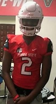 Quantrell Jackson Jr (Sacramento) 6-4, 190 2020
