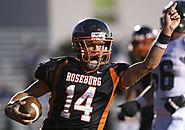 Zack Mandera 6-1 215 LB Roseburg