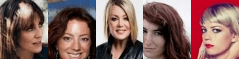 Headline for #WomeninMusic - Focus on Music by Canadian Women