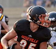 Tommy Spencer (Roseville) 6-5, 240
