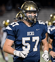 Jacob Hudson (Elk Grove) 6-4, 255