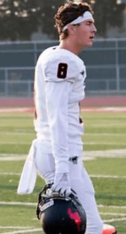 Nate Rutchena (Monte Vista) 6-3, 195
