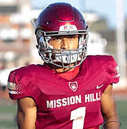 Joe Smith (Mission Hills) 5-10, 185