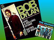 """Like A Rolling Stone"" - Bob Dylan (""Help!"")"