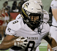 RB/ATH Minaya Olivo (Central Catholic) 5-11, 193 - 2020