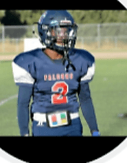 Tamani Williams (Vacaville Christian) 5-8, 150