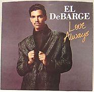 """16. """"Love Always"""" - El DeBarge."""