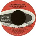 Raindrops keep falling - B.J. Thomas (1970)