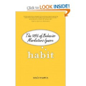 Books for Community Managers | Habit: The 95% of Behavior Marketers Ignore (paperback): Neale Martin: 9780137070114: Amazon.com: Books