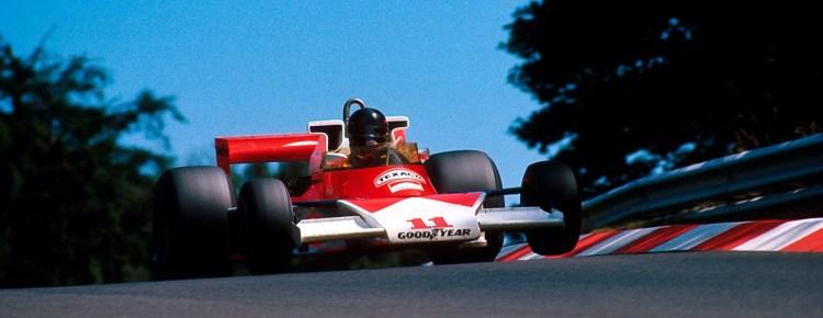 Risultato immagini per f1 nurburgring 1976 hunt