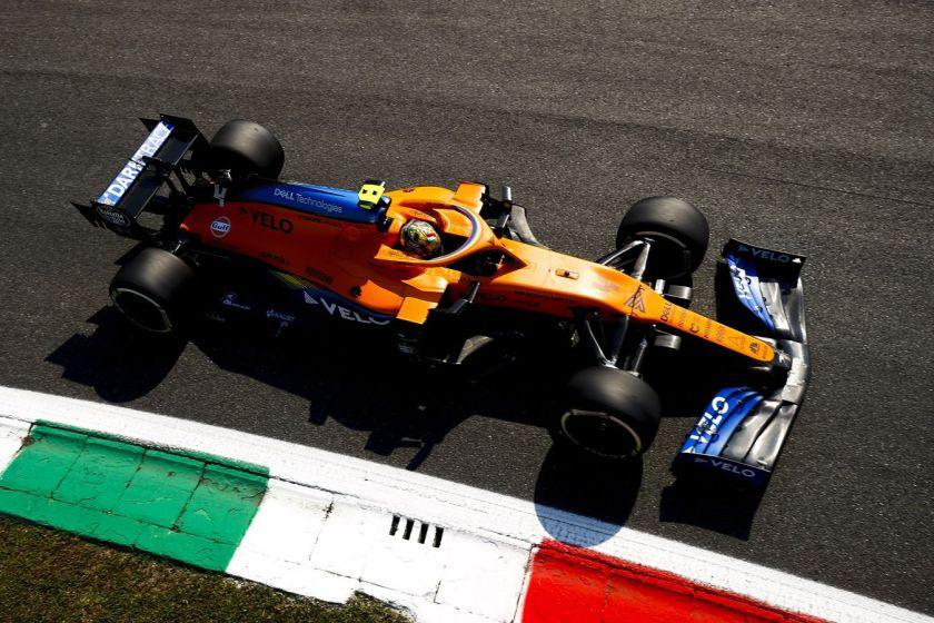 McLaren Italia