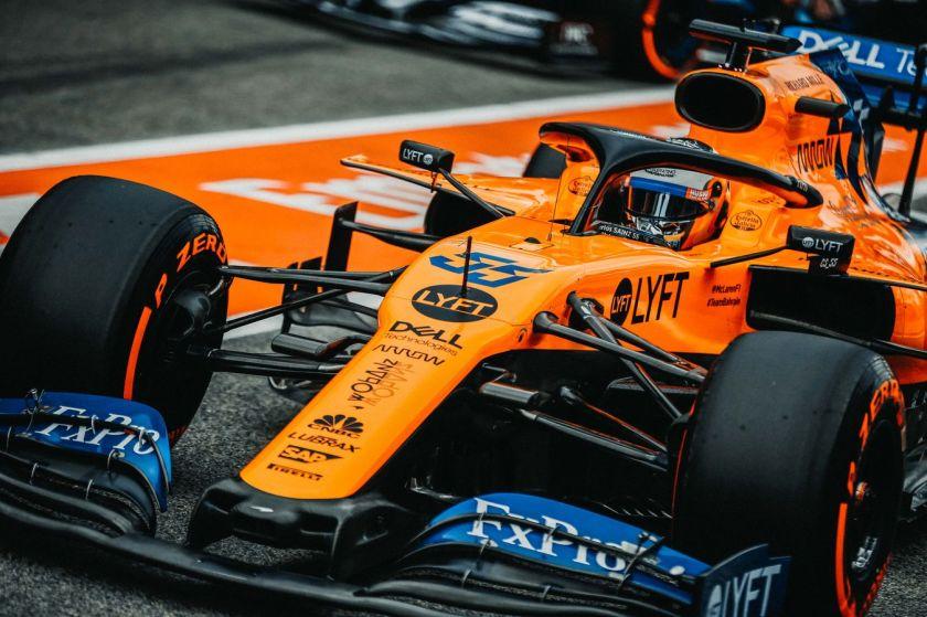 Nuovi sponsor McLaren nel 2020