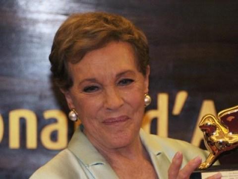 Film: Oscar-Preisträgerin Julie Andrews für Lebenswerk geehrt