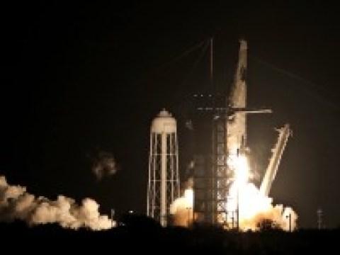 Raumfahrt: SpaceX-Start zur ISS geglückt