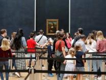 Kultur im Teil-Lockdown: Mona Lisas Fältchen