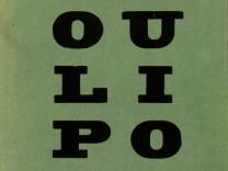 60 Jahre Oulipo: Die poetische Arbeiterklasse