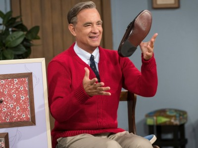 """Neu auf DVD: """"Der wunderbare Mr. Rogers"""" mit Tom Hanks: Willst du mein Nachbar sein?"""