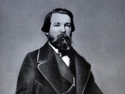 200. Geburtstag von Friedrich Engels: Revolution und Rotwein